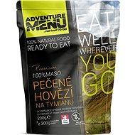 AdventureMenu – Hovädzie na tymiáne - Trvanlivé jedlo