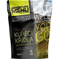 AdventureMenu – Kuracie krídla na mede a chilli - Trvanlivé jedlo