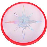 Aerobie Skylighter Svietiace Frisbee 30cm – červená - Frisbee