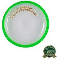 Aerobie Superdisc 25 cm, zelená - Frisbee
