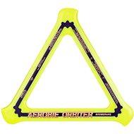 Aerobie Orbiter bumerang žlutý - Frisbee