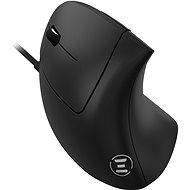 Eternico Wired Vertical Mouse MDV100 pre ľavákov čierna