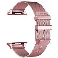 Eternico Apple Watch 42 mm / 44 mm Mesh Metal Band Pink - Remienok