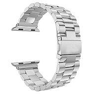 Eternico Apple Watch 38 mm Steel Band Silver - Remienok
