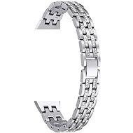 Eternico Apple Watch 38 mm/40 mm Metal strieborný - Remienok