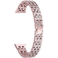 Eternico Apple Watch 38 mm/40 mm Metal ružovo zlatý - Remienok