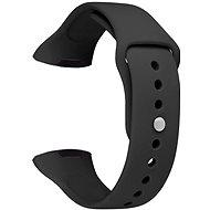 Eternico Fitbit Charge 3 / 4 Silicone čierny (Small) - Remienok