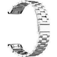 Eternico Garmin Quick Release 20 Stainless Steel Band strieborný - Remienok