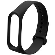 Eternico Mi Band 3/4 Basic čierny - Remienok