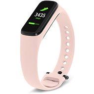Eternico Samsung Galaxy Fit E Silicone Band ružový - Remienok