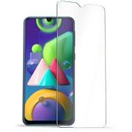 AlzaGuard Glass Protector pre Samsung Galaxy M21 - Ochranné sklo