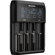 AlzaPower USB Battery Charger AP450B - Nabíjačka batérií