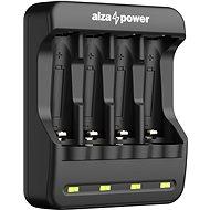 AlzaPower USB Battery Charger AP410B - Nabíjačka batérií