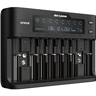 AlzaPower Battery Charger AP820B - Nabíjačka akumulátorov
