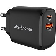 AlzaPower A100 Fast Charge 20W Black