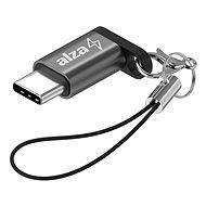 Redukcia AlzaPower Keychain USB-C - Micro USB - Redukce