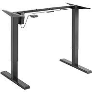 Stôl AlzaErgo Table ET2.1 čierny - Stůl