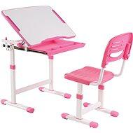 AlzaErgo Table ETJ100, Pink - Children's Table