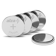 Gombíková batéria AlzaPower CR2025 5 ks