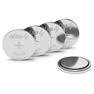 AlzaPower CR1620 5 ks - Gombíková batéria