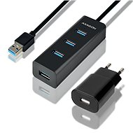 AXAGON HUE-S2BP 4-Port USB 3.0 CHARGING Hub - USB Hub