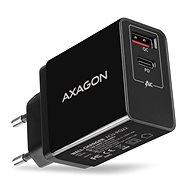 AXAGON ACU-PQ22 QUICK a PD Dual USB - Nabíjačka