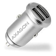 AXAGON PWC-5V4 mini SMART Dual USB - Nabíjačka do auta