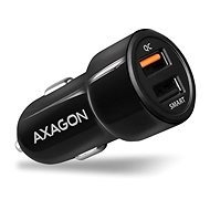 AXAGON PWC-QC5 QUICK and SMART Dual USB - Nabíjačka do auta