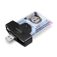 AXAGON CRE-SM5 ID card PocketReader - Čítačka občianskych preukazov
