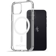 AlzaGuard Magnetic Crystal Clear Case pre iPhone 12 Mini