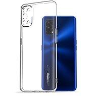 Kryt na mobil AlzaGuard na Realme 7 Pro číre - Kryt na mobil