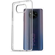 AlzaGuard Crystal Clear TPU Case na POCO X3 Pro / X3 NFC - Kryt na mobil
