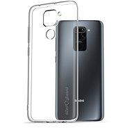 Kryt na mobil AlzaGuard Crystal Clear TPU Case na Xiaomi Redmi Note 9 LTE - Kryt na mobil