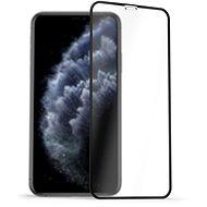 Ochranné sklo AlzaGuard 2.5D FullCover Glass Protector na iPhone 11 Pro/X/XS
