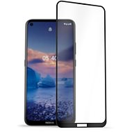 AlzaGuard 2.5D FullCover Glass Protector na Nokia 5.4 - Ochranné sklo