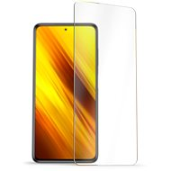 AlzaGuard 2.5D Case Friendly Glass Protector na Xiaomi POCO X3/POCO X3 Pro - Ochranné sklo