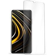 AlzaGuard 2.5D Case Friendly Glass Protector na Xiaomi POCO M3 - Ochranné sklo
