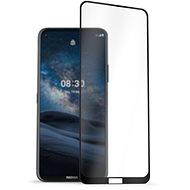 AlzaGuard 2.5D FullCover Glass Protector na Nokia 8.3 5G čierny