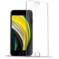 AlzaGuard 2.5D Case Friendly Glass Protector na iPhone 7/8/SE 2020 - Ochranné sklo