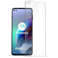 AlzaGuard 2.5D Case Friendly Glass Protector na Motorola Moto G100 - Ochranné sklo