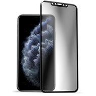 Ochranné sklo AlzaGuard 3D Elite Privacy Glass Protector na iPhone 11 Pro Max/ XS Max