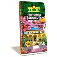 FLORIA Substrát pre stredomorské rastliny 50 l - Substrát