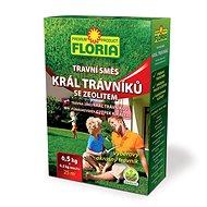 FLORIA Kráľ trávnikov 0,5 kg + zeolit 200 g - Trávna zmes