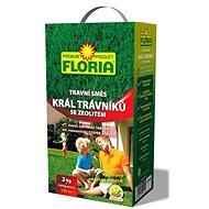 FLORIA Kráľ trávnikov 2 kg + Zeolit 800 g - Trávna zmes
