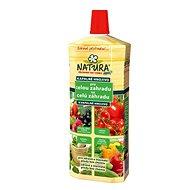NATURA Organické tekuté hnojivo pre celú záhradu 1 l - Hnojivo