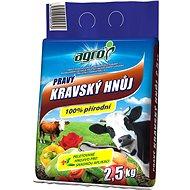 AGRO Pravý kravský hnoj 2,5 kg - Hnojivo