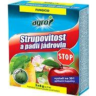 AGRO Proti chrastovitosti a múčnatke jabloní STOP 3× 8 g - Prípravok