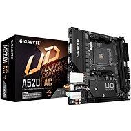 GIGABYTE A520I AC - Základná doska