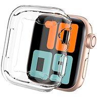 AhaStyle TPU kryt pre Apple Watch 44 mm priehľadný 2 ks - Ochranný kryt na hodinky