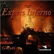 Expres Inferno - Audiokniha MP3